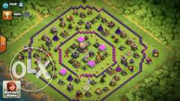 clash of clans and clash of royal sale