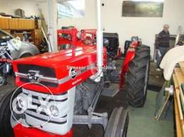 massey ferguson 135 for sale model 1970