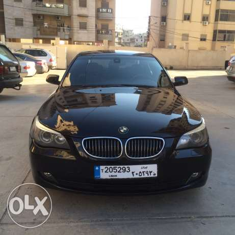 BMW 525 sport package