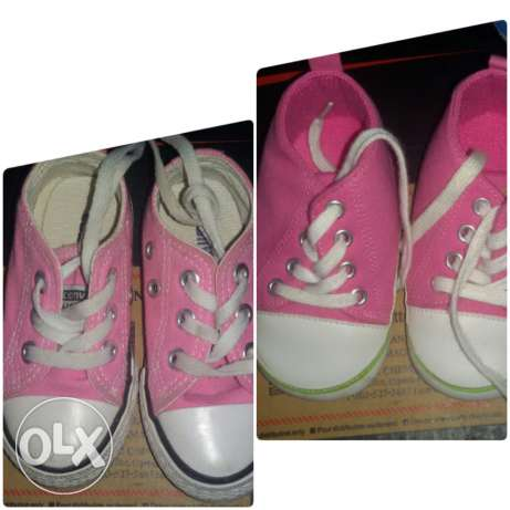 Sneakers. For a girl under 2 years