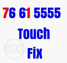 Touch fix number for more info whatsapp available.