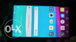 Lg g4 2sim lether red