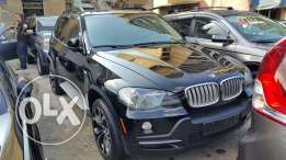 X5 Black /Brown 4.8 seven seats