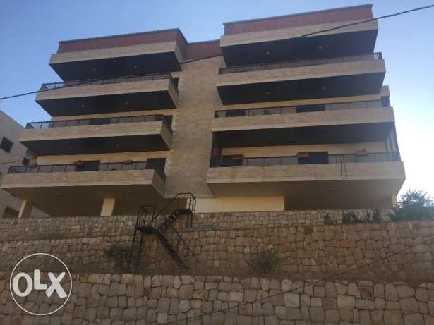 Apartment for sale dhour Zahle