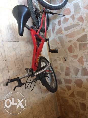 Bicyclette peugeot msta3mle bs chaghale
