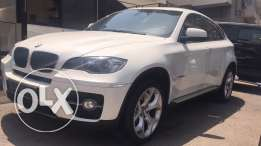 bmw x6 sport package v6 full option 2011 the car is super clean