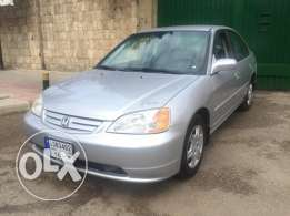 Civic ex salon 2002 for sale