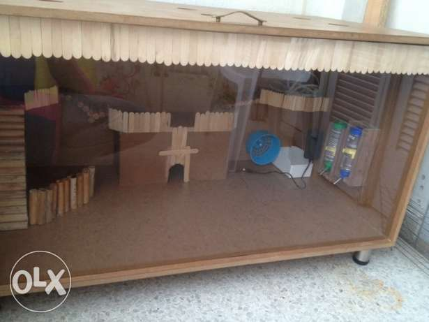house for pets (hamster or any)