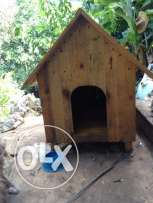 Brand new house for your pet. Handmade. Amazing quality.