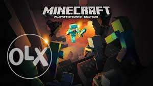Minecraft ps3 edition + (free) the smurfs 2