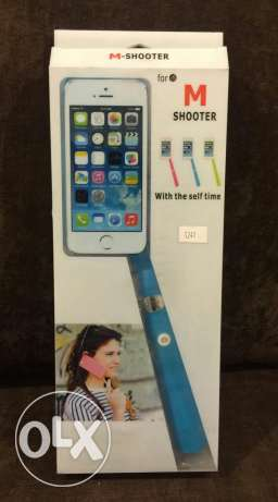 High Quality Selfie Stick For All iPhone 5