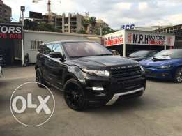 Stunning! Range Rover Evoque Dynamic Plus Black Edition Like New!