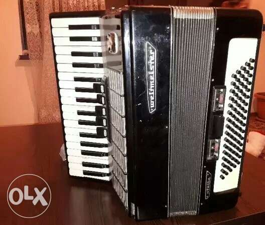Accordion weltmeister 80 bas