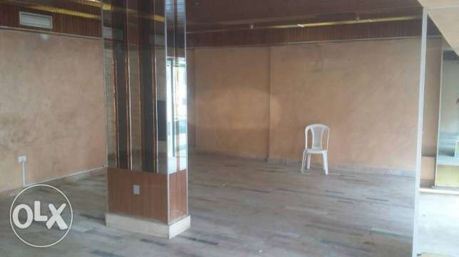 store for rent in ain el remmeneh