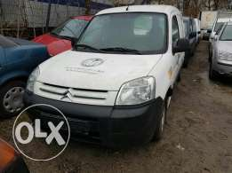 Citroen Berlingo benzin 1.6