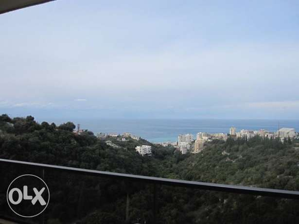 New apartment with panoramic sea view كسروان -  1