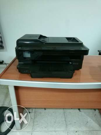 Printer for sale HP 7612-all in one A3 wifi used