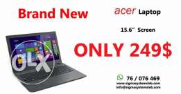 "Acer laptop 15.6"" Brand new"