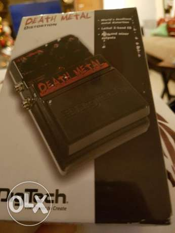death metal digitech distortion