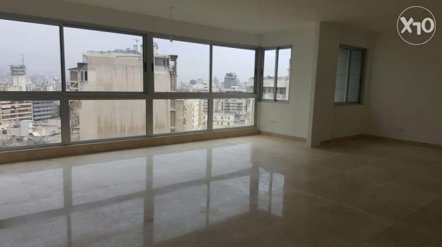 195m2 apartment achrafieh for sale or rent أشرفية -  2