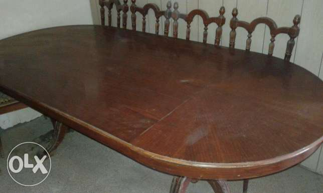 Dining room -antique