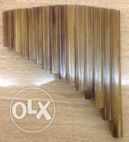 panpipes flute 15 pipes new