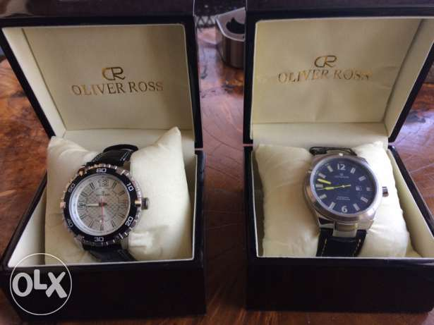 Oliver Ross Original Watches