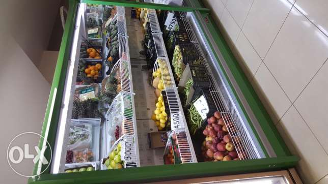 europeen commercial refrigerators used 6 monthes çaclayan negociable