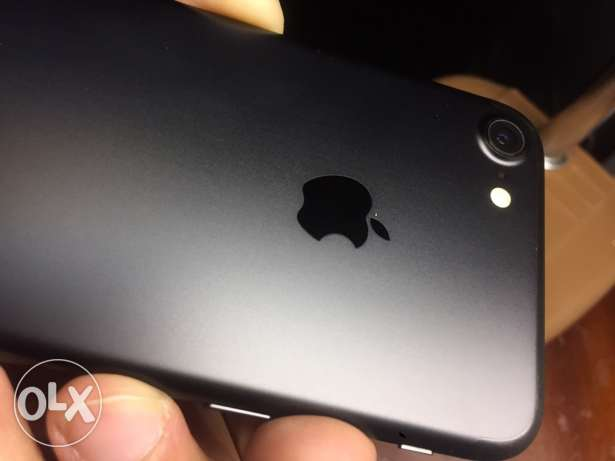 iphone7 32GB black matt