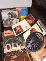 120 Old and rare collection of disks