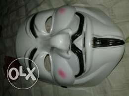 mask for sale in good condition.
