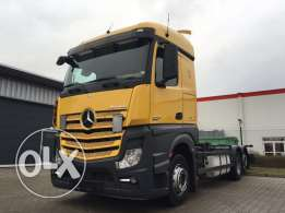 2542 actros 2013