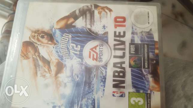 Nba for Ps3