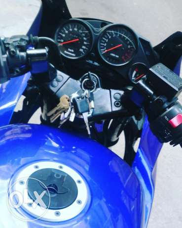 Kawasaki 500s for sale or trade راس  بيروت -  5