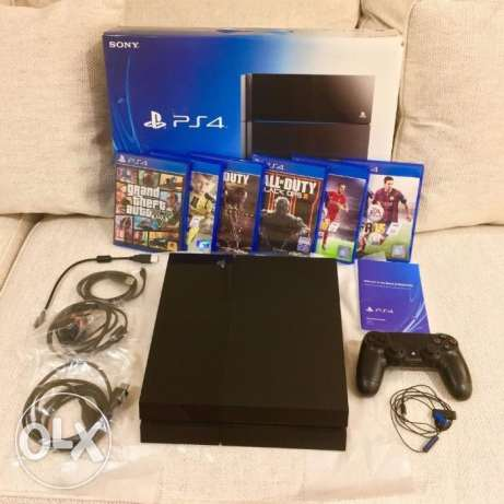 QUICK SALE Playstation 4