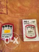 PG-1 Nux electric guitar pedal