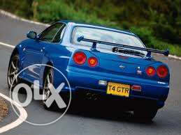 looking for nissan skyline 1995->2002