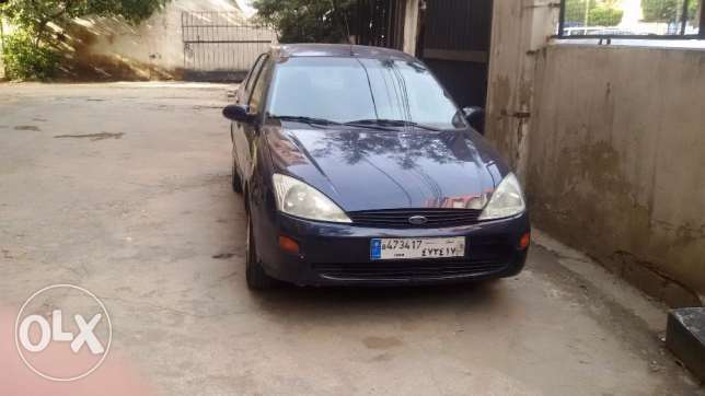 Ford focus 2001 automatic