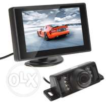 screen with camera for car