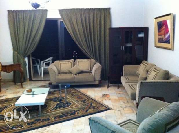 Apartmen for rent in bhamdoun 20 min from beiruth