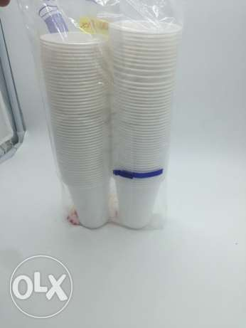 cups 30 x 100 kibeyet plastic one dollar