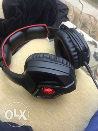 pc gaming head set