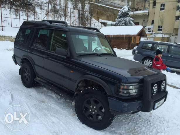 Land rover discovery 2 2004 زغرتا -  2