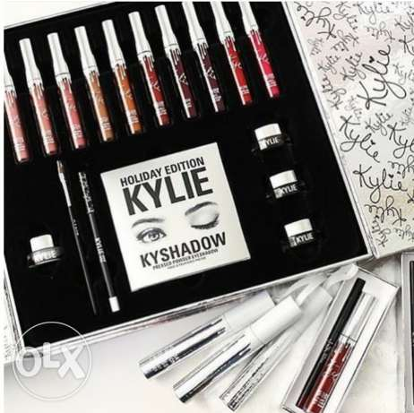 Kylie holiday collectin ,limited edition