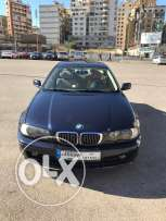 Bmw 325I Coupe Dark Blue