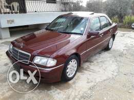 C 230 mod 1999 (4 cylindre)