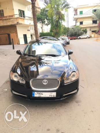Jaguar XF 2010 , Luxury Premium