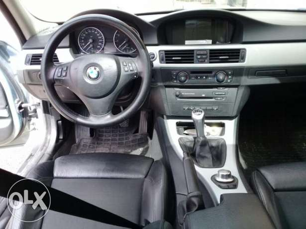 Bmw 325 almaniye 2006.