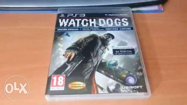 ps3 game watch dog