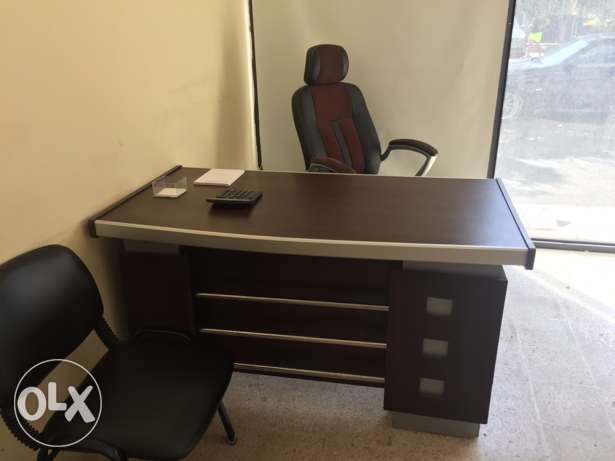 office desk + office chair for 133$